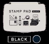 スタンプパッド ブラック